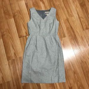 Banana Republic Italian Sheath Dress 6P